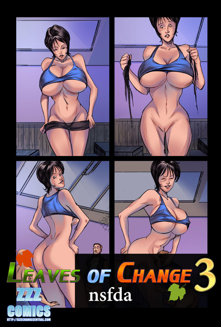 Leaves of Change 3 preview 003 by zzzcomics
