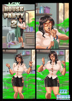 AGW House Party 2 one more preview by zzzcomics
