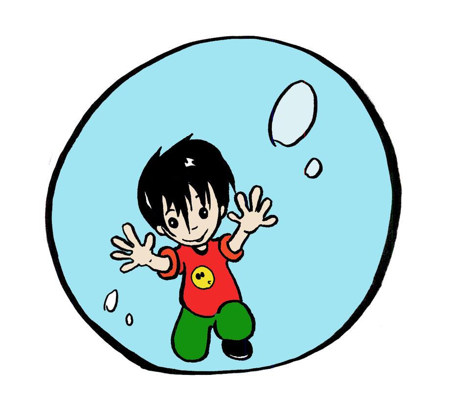 Bubble Boy Colored By Alpisces