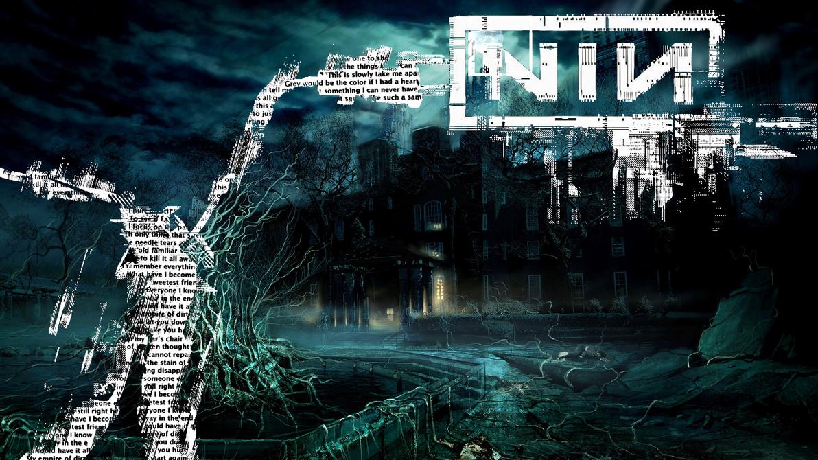 Nine Inch Nails Background by Nickdude911 on DeviantArt