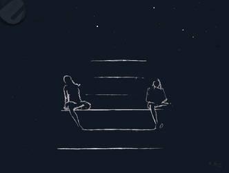 Moonlight (crush) by 13yearstheInquisitor
