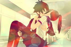 Yuta Kiss by PersempreKH