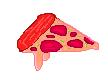 f2u tiny ass pizza by squishycasey