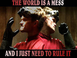 Dr. Horrible by a-mime-in-a-box