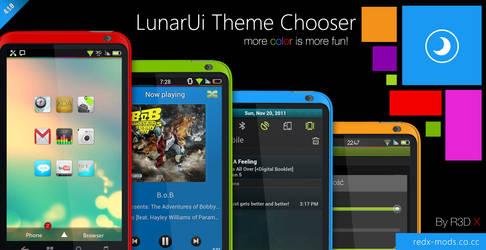 LunarUi - Cm7 Theme v4.1.0 by R3D-X7