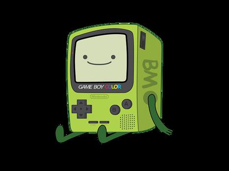 Nintendo BMO (T-Shirt Available!)