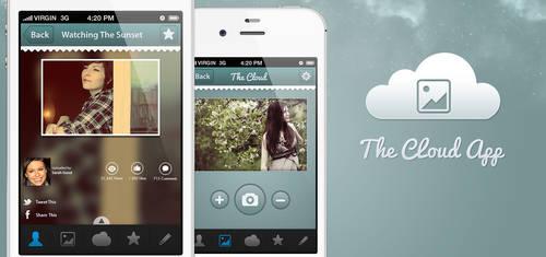The Cloud App Design by R3D-X7
