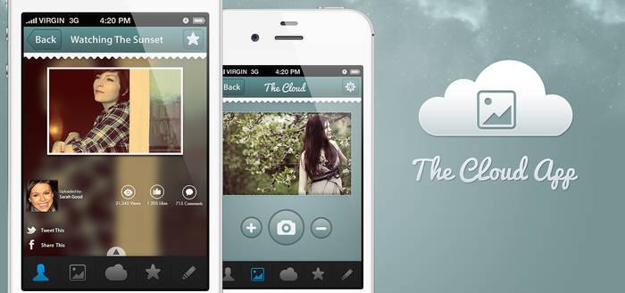 The Cloud App Design