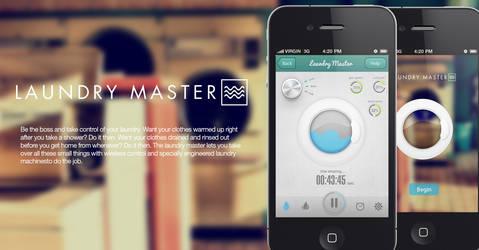 Laundry Master Iphone App