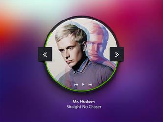 Evolution Music Player PSD