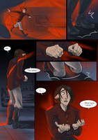 In fire and blood P2/4 by IDAHL