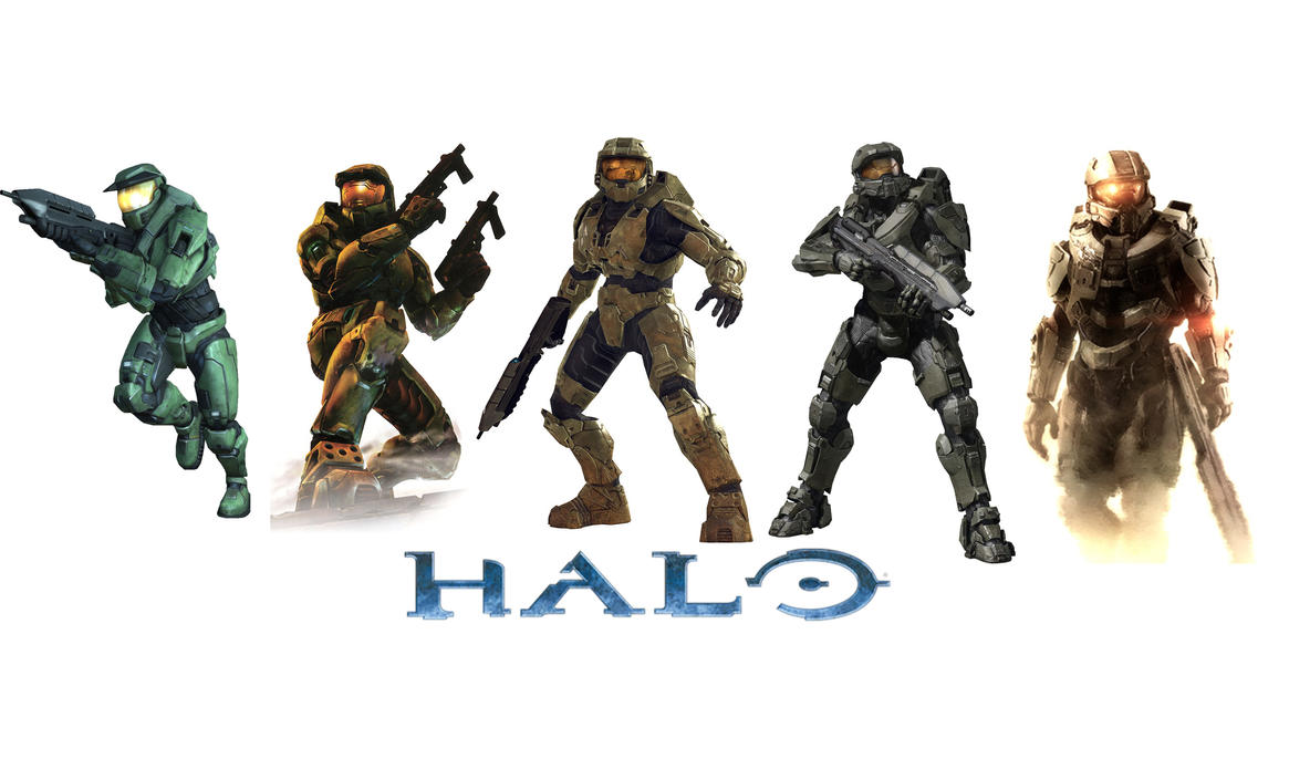 Halo - Generations of a Hero by Antimatter-Radius