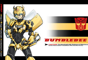 TF Movie -Bumblebee- by Meiphon