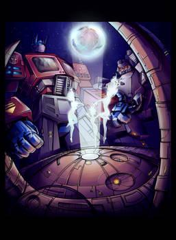 Transformers G1 -  World Eater