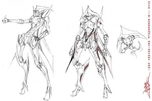Whipper Willa Transformers OC design Commission