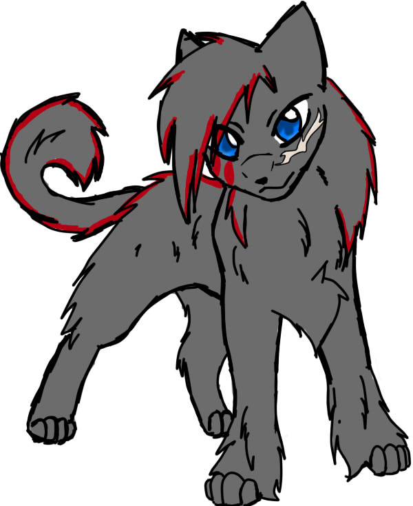 Warrior Cat Adoptable Closed By Character-Shelter On