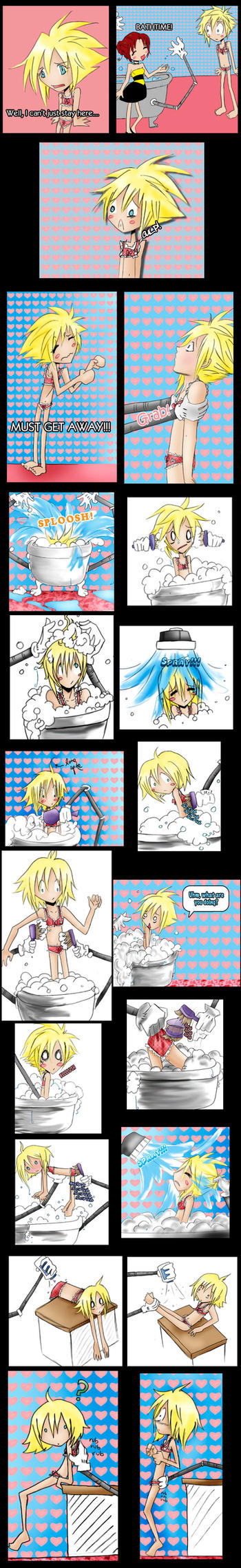 Cloud Comic Commish Page 2 by PianoxLullaby