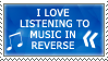 REVERSED MUSIC STAMP by PianoxLullaby