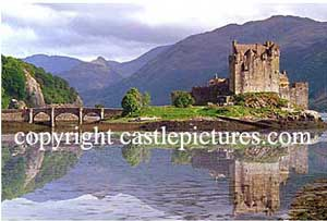 Eilean Donan Castle , Scotland by photogold