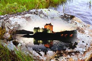 Eilean Donan Castle by photogold