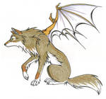 Brown Demon Wolf