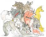 WildSpirit's Wolves