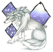 Dale's Wolf by CaptainMorwen