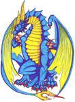 Prismacolor Dragon