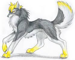 Ren Wolf by CaptainMorwen