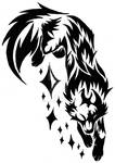 Squall Tattoo Concept