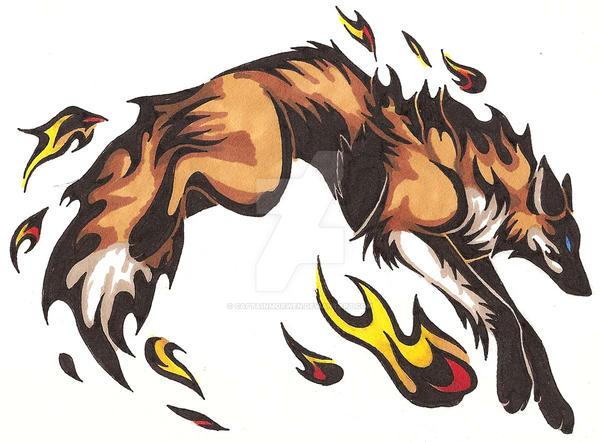 100+ Water Elemental Anime Wolves – yasminroohi