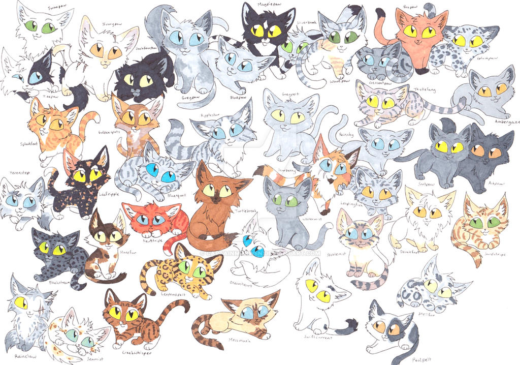 Riverclan Warriors Endless Storm By Captainmorwen On Deviantart