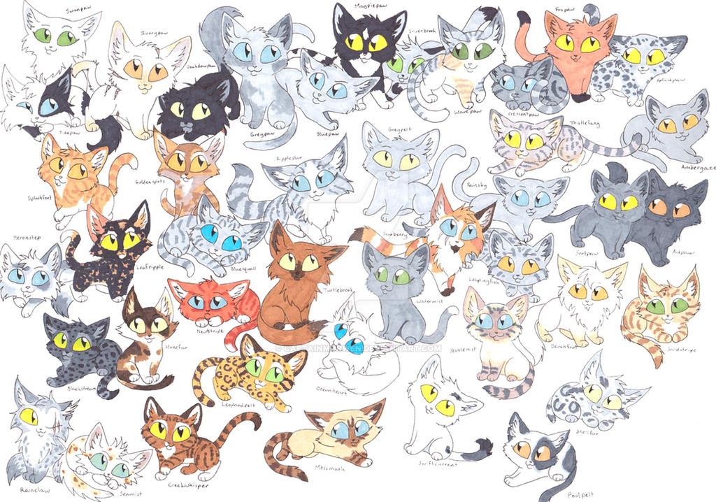 Cats Names