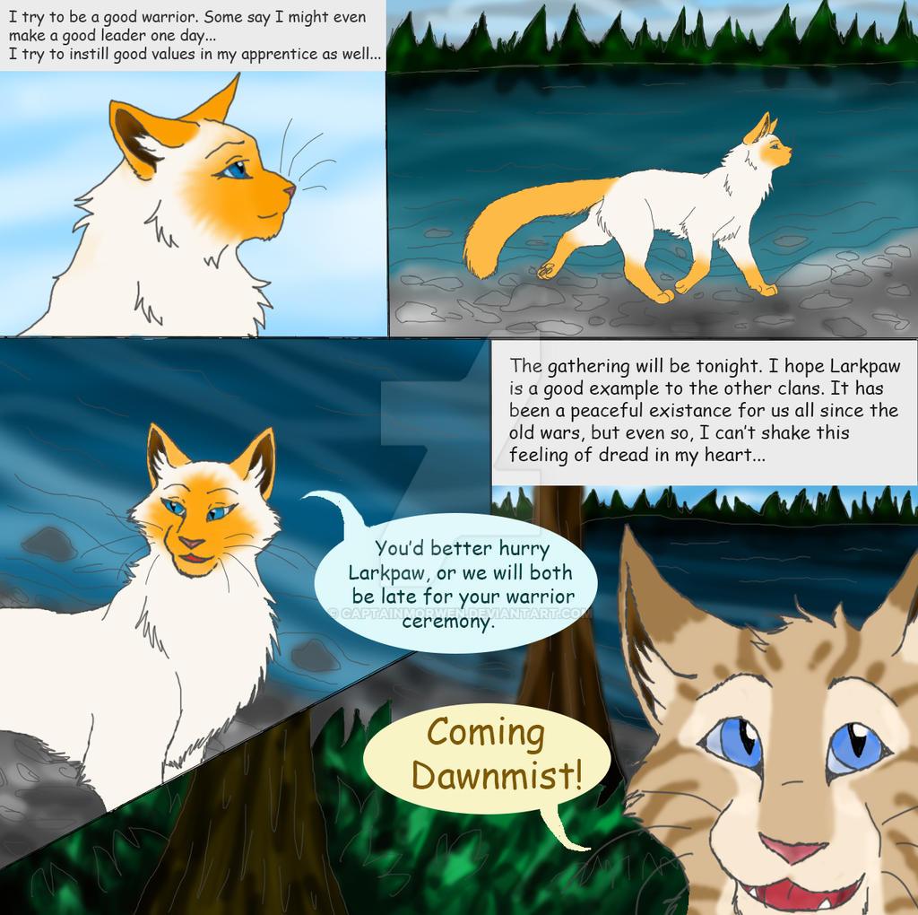 Warrior Cats Untold Tales Scratch
