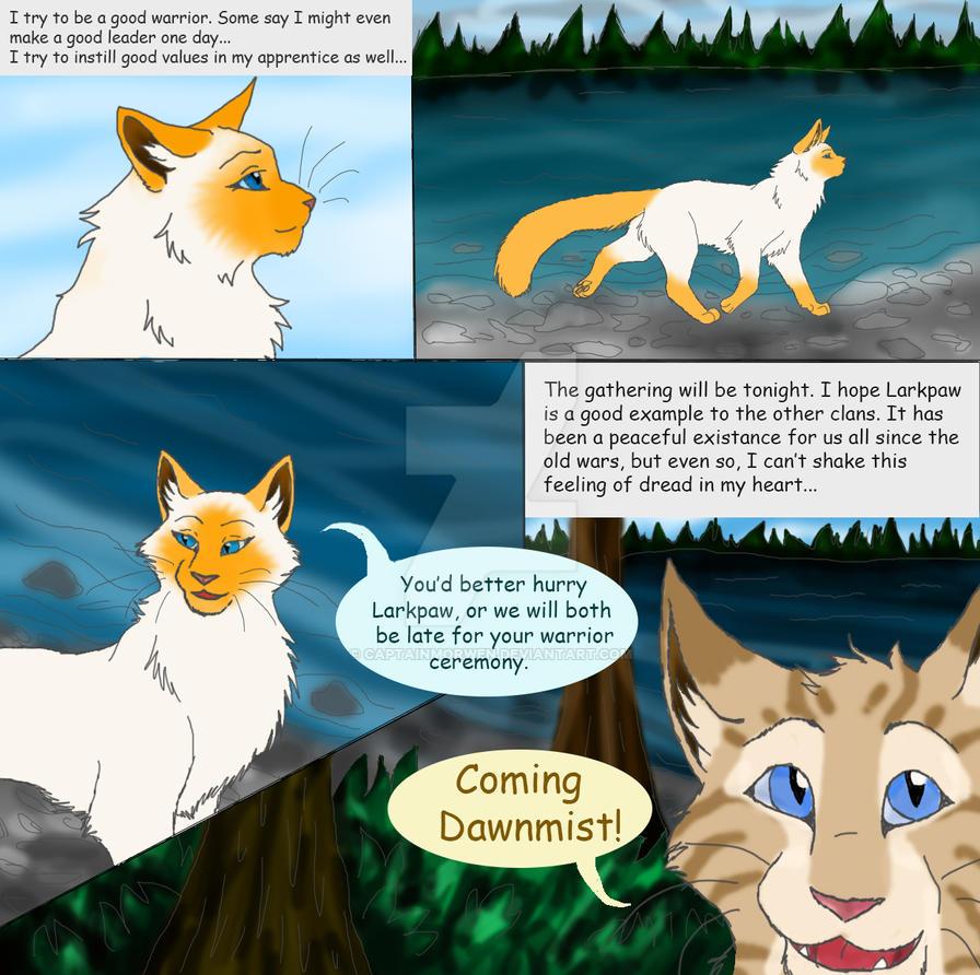 Warrior Cats Untold Tales Rogue Camps