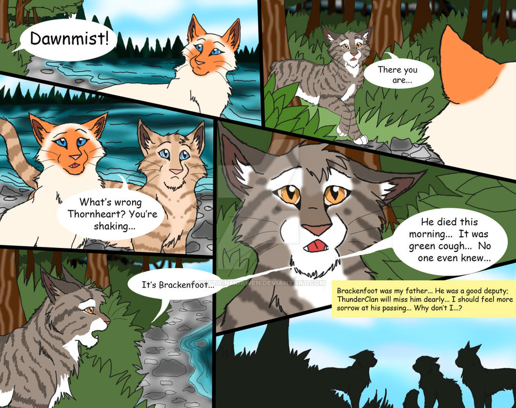 warrior cats coloring pages starclan - photo#32
