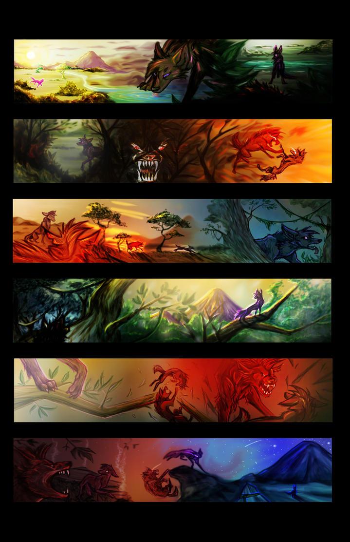 Balance - Rugah's Hunt - Colorscript by CaptainMorwen
