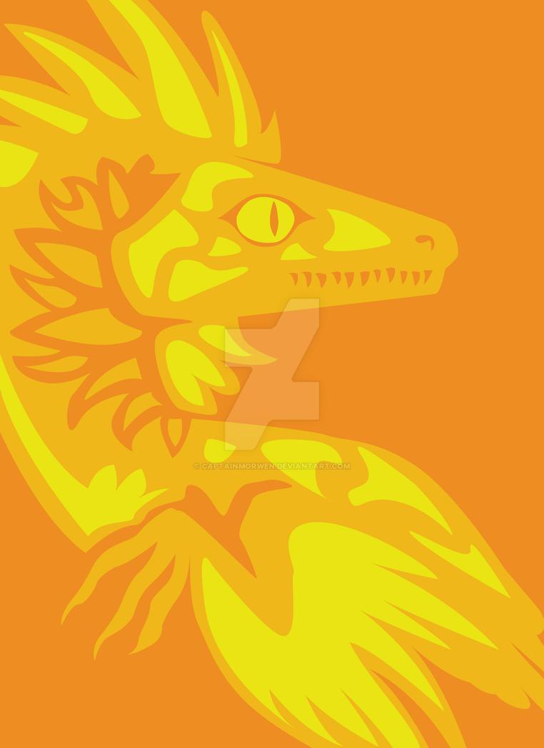 Raptor 2D Design by CaptainMorwen
