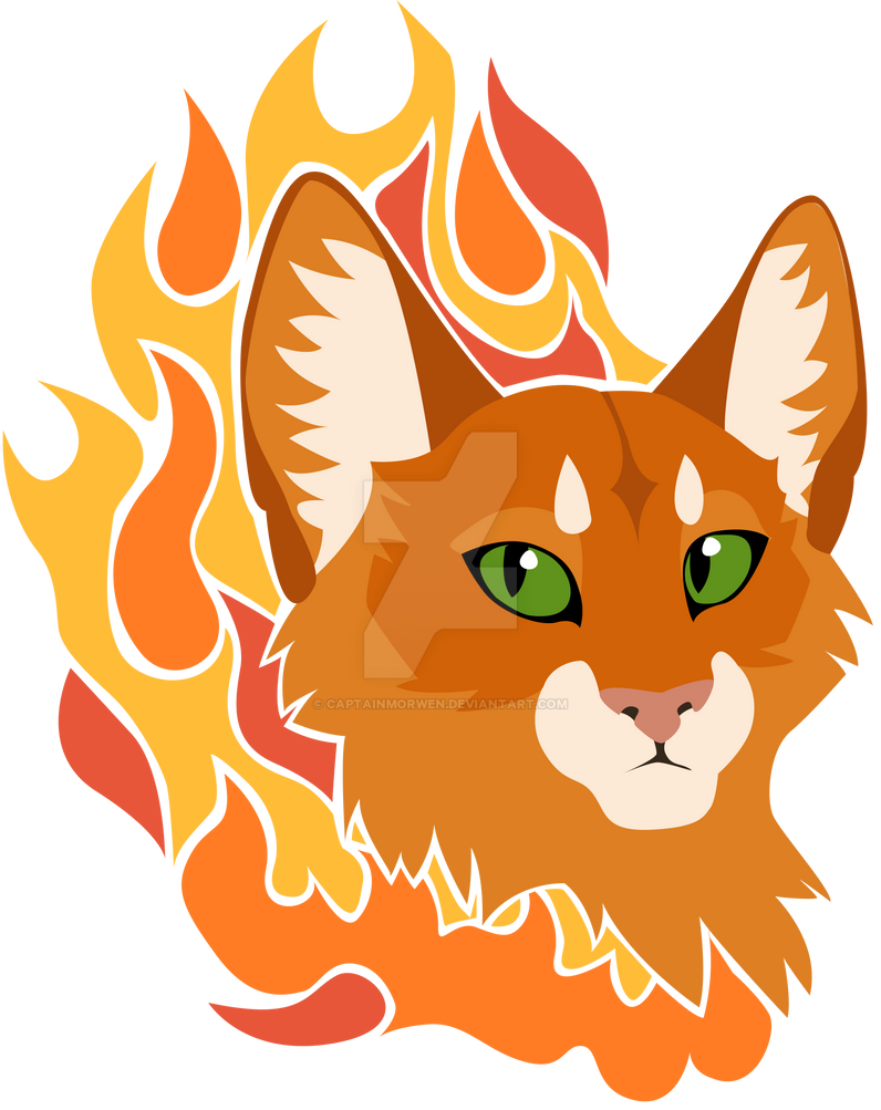 Firestar Design by CaptainMorwen