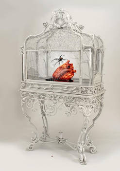 Caged Heart by Calendria