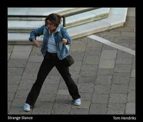 Strange Stance