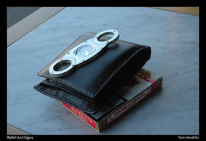 Wallet And Cigars
