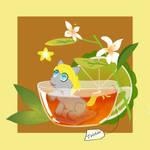 Earl Grey Tea by lemon-mochi