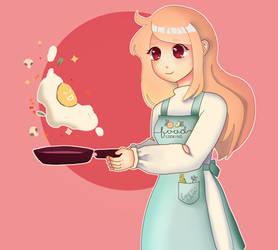Isn't she adorable by lemon-mochi