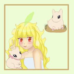 Dragimochi sketch by lemon-mochi
