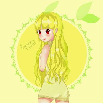 Lemon Mochi digitalised by lemon-mochi