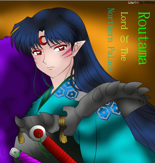 Routama: Lord of The Northern Palace by SesshyUchiha
