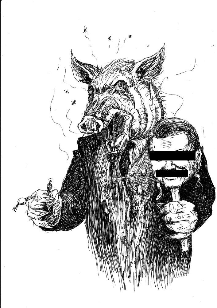 Pig by SergiyKrykun