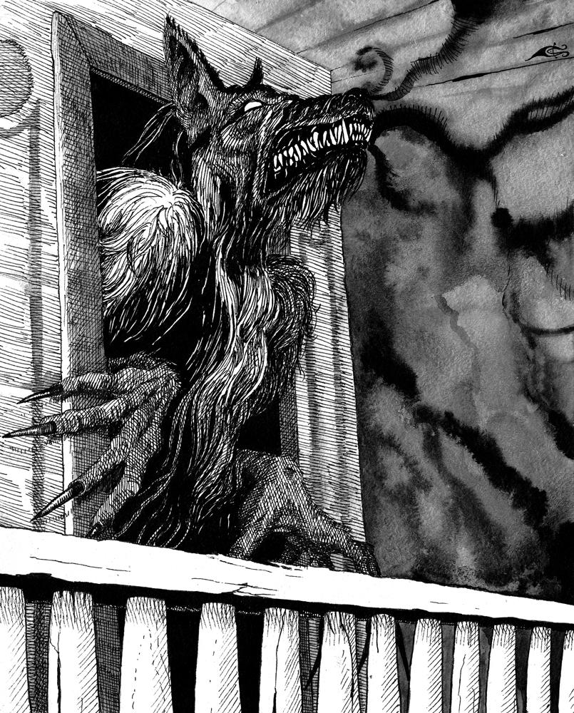 Wolfie by SergiyKrykun