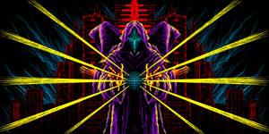Neon Masters by SergiyKrykun